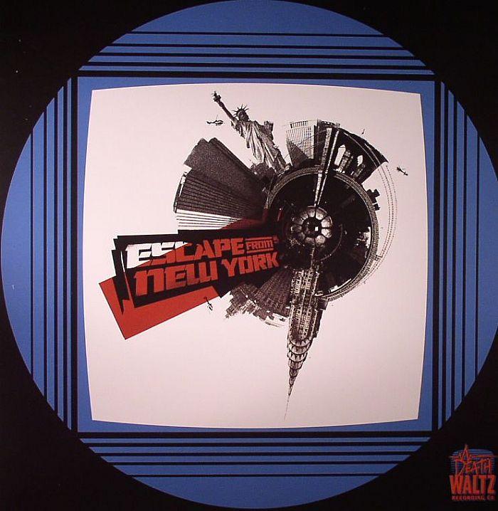 CARPENTER, John - Escape From New York (Soundtrack)