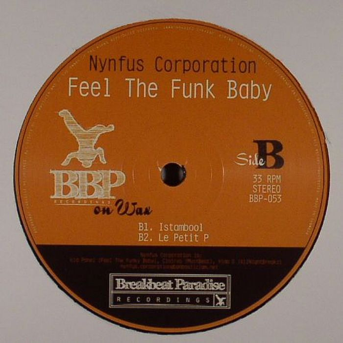 NYNFUS CORPORATION - Feel The Funk Baby
