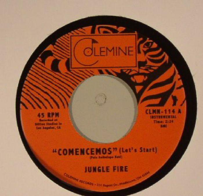 JUNGLE FIRE - Comencemos (Let's Start)