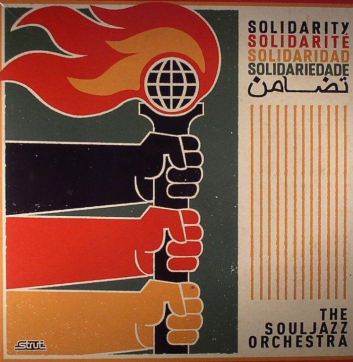 SOULJAZZ ORCHESTRA, The - Solidarity