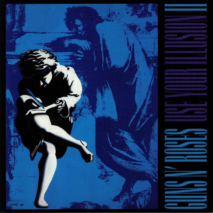 GUNS N ROSES Use Your Illusion II vinyl at Juno Records
