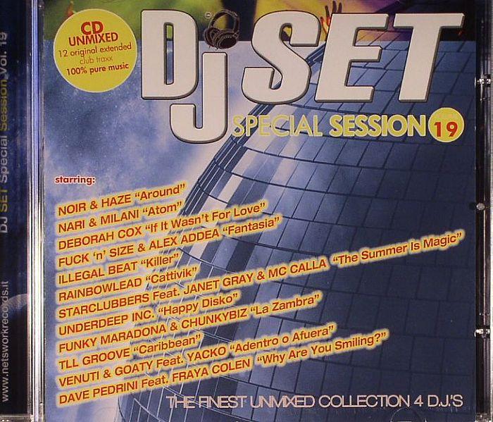 VARIOUS - DJ Set Special Session Vol 19