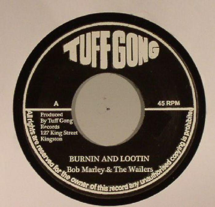 MARLEY, Bob & THE WAILERS - Burnin & Lootin