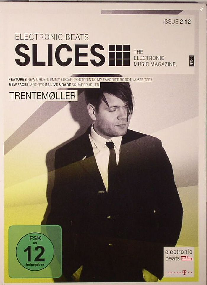 SLICES Slices: The Electronic Music Magazine Issue 2 12 (free with