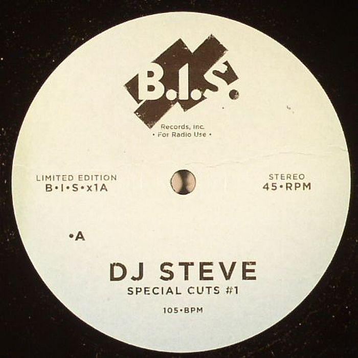 DJ STEVE - Special Cuts #1
