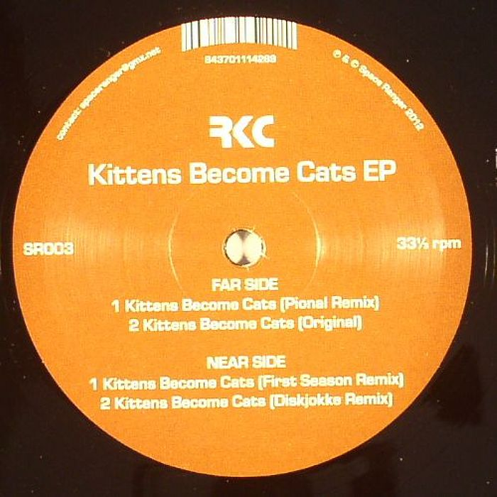 RKC - Kittens Become Cats EP