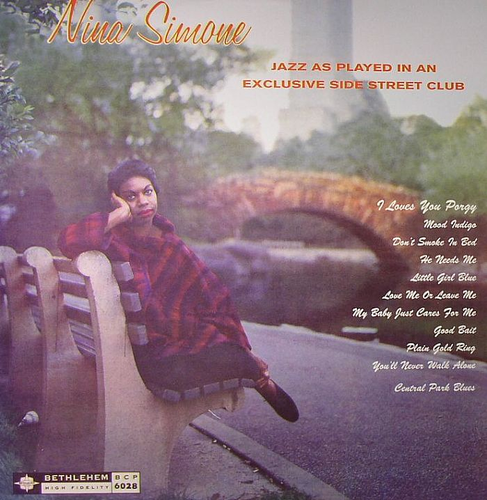 Nina SIMONE Little Girl Blue Vinyl At Juno Records