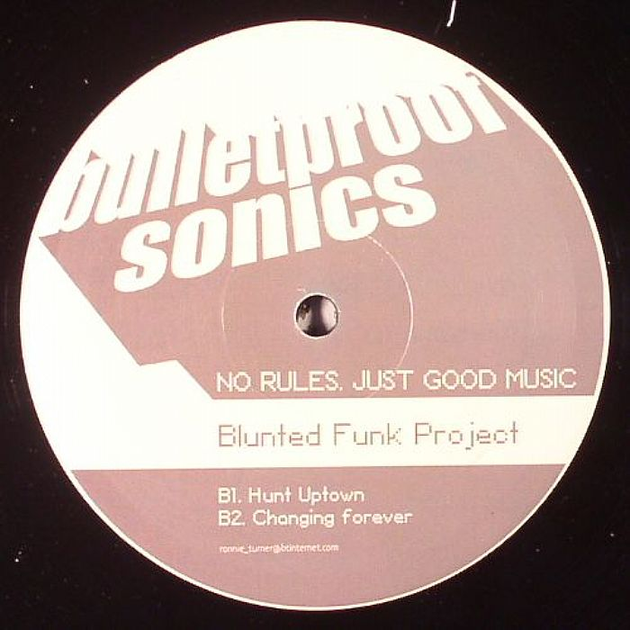 CHILDS & MOORE/BLUNTED FUNK PROJECT - Goodfoot