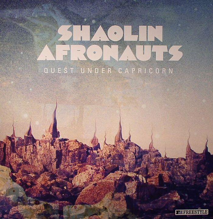 The Shaolin Afronauts Quest Under Capricorn Vinyl At Juno