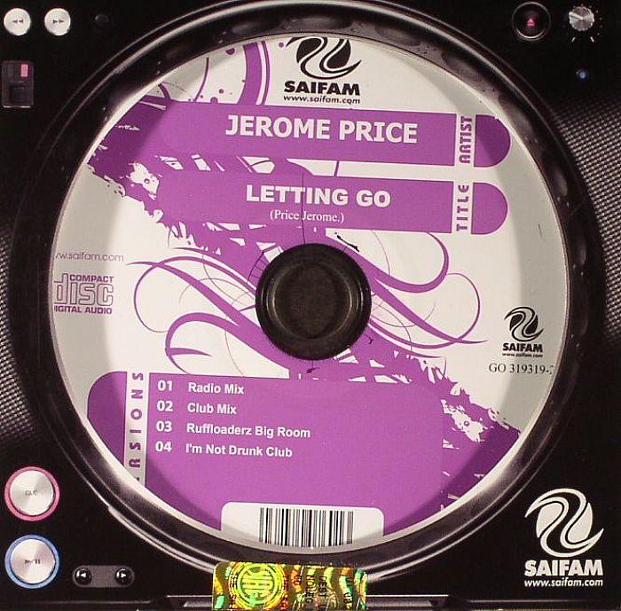PRICE, Jerome - Letting Go