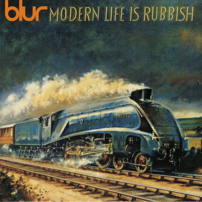 BLUR - Modern Life Is Rubbish (Special Edition) (remastered)