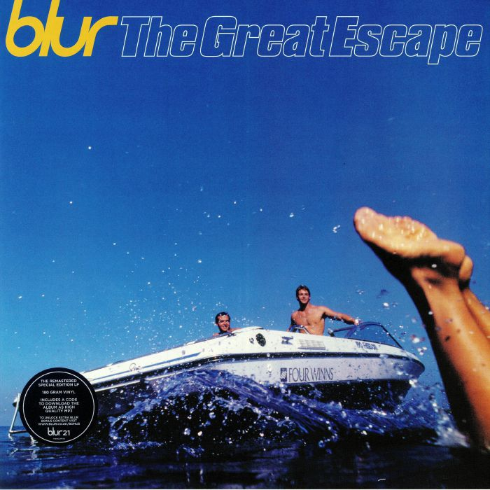 BLUR The Great Escape vinyl at Juno Records.