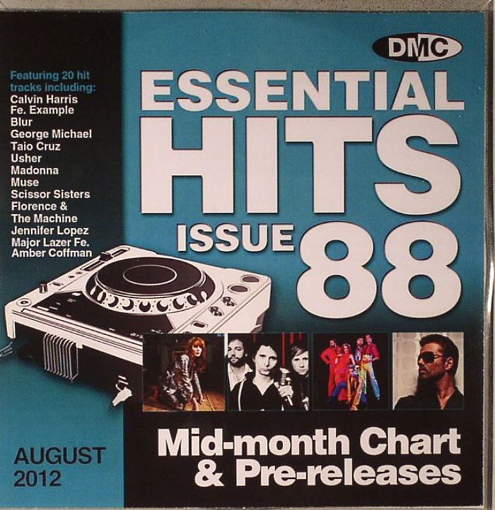 VARIOUS - Essential Hits 88 Mid Month Chart & Pre Releases (Strictly DJ Only)