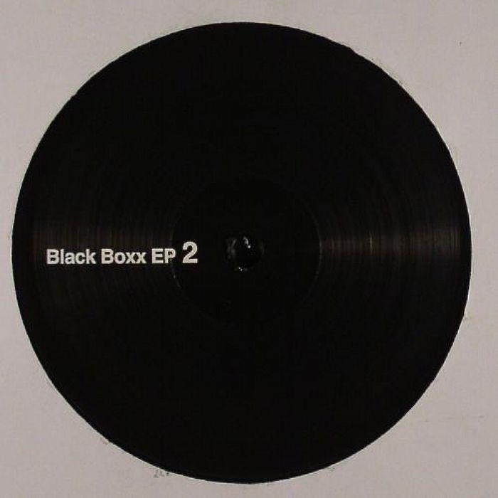 BLACK BOXX - Black Boxx EP 2