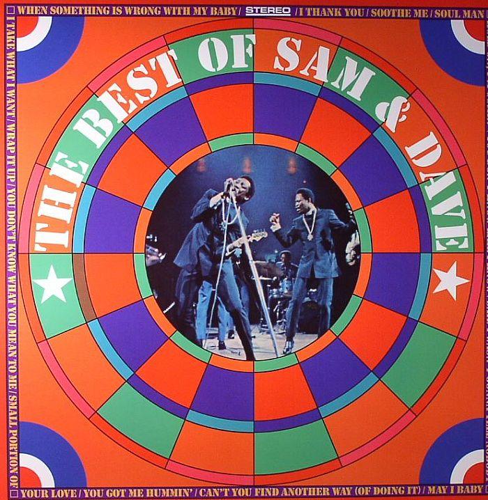SAM & DAVE - The Best Of Sam & Dave