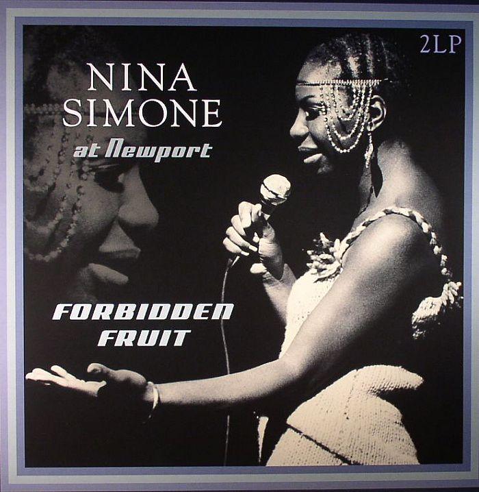 SIMONE, Nina - Forbidden Fruit/Nina Simone At Newport