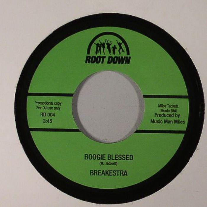 BREAKESTRA - Boogie Blessed