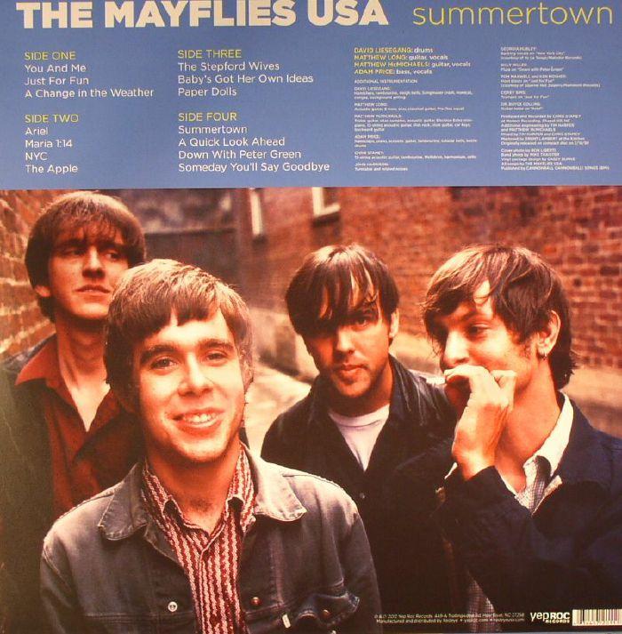 MAYFLIES USA, The - Summertown