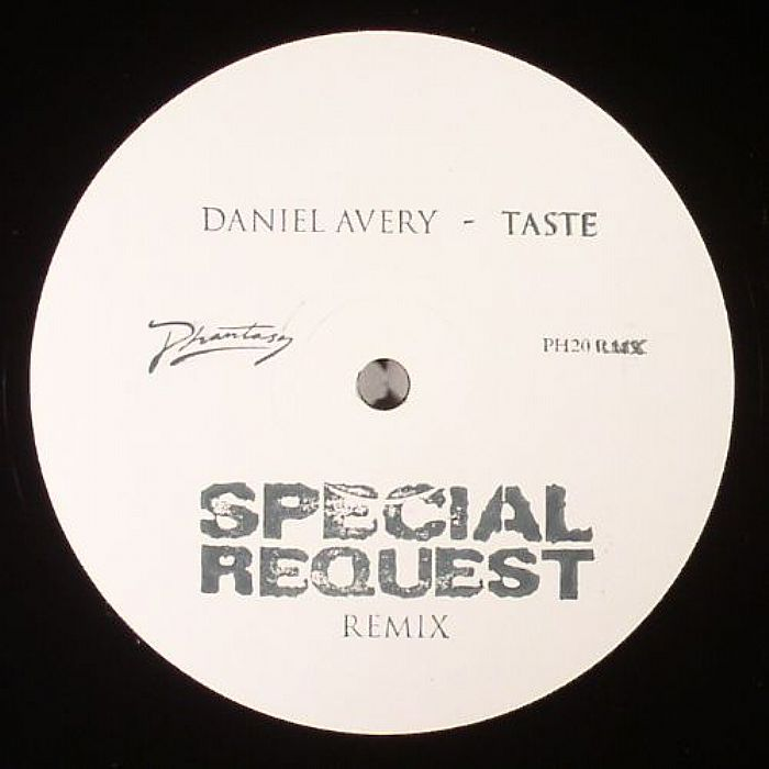 AVERY, Daniel - Taste (Paul Woolford remix)