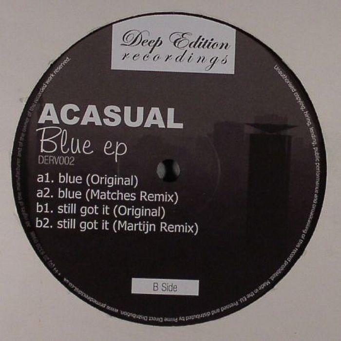 ACASUAL - Blue EP