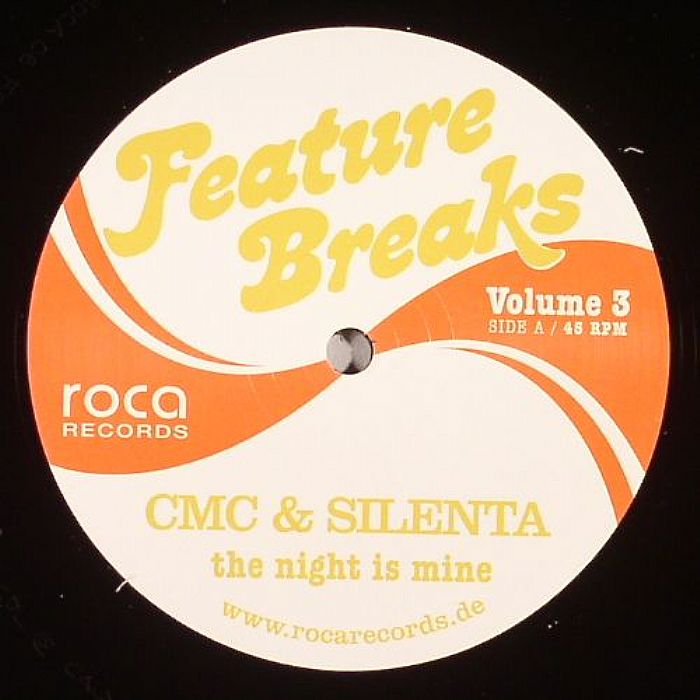 CMC & SILENTA - Feature Breaks Volume 3