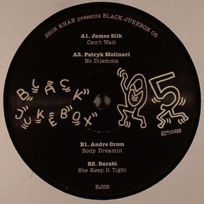 SILK, James/PATRYK MOLINARI/ANDRE CROM/DARABI - Black Jukebox 05