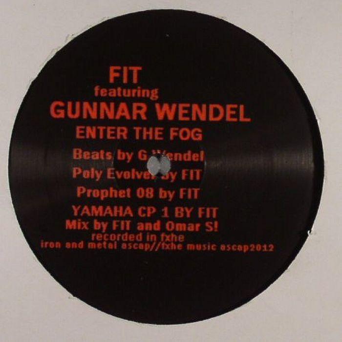 FIT/GUNNAR WENDEL aka KASSEM MOSSE feat OMAR S - Enter The Fog EP