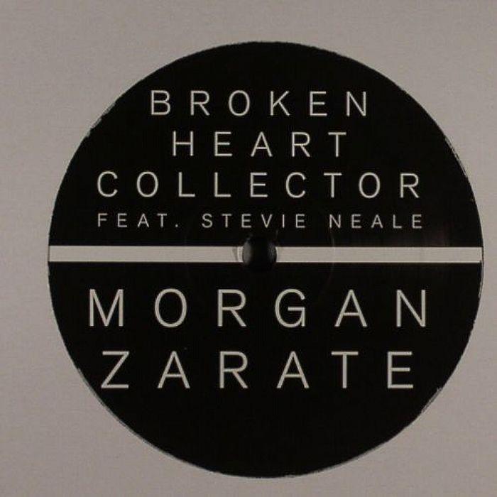 ZARATE, Morgan feat STEVIE NEALE - Broken Heart Collector
