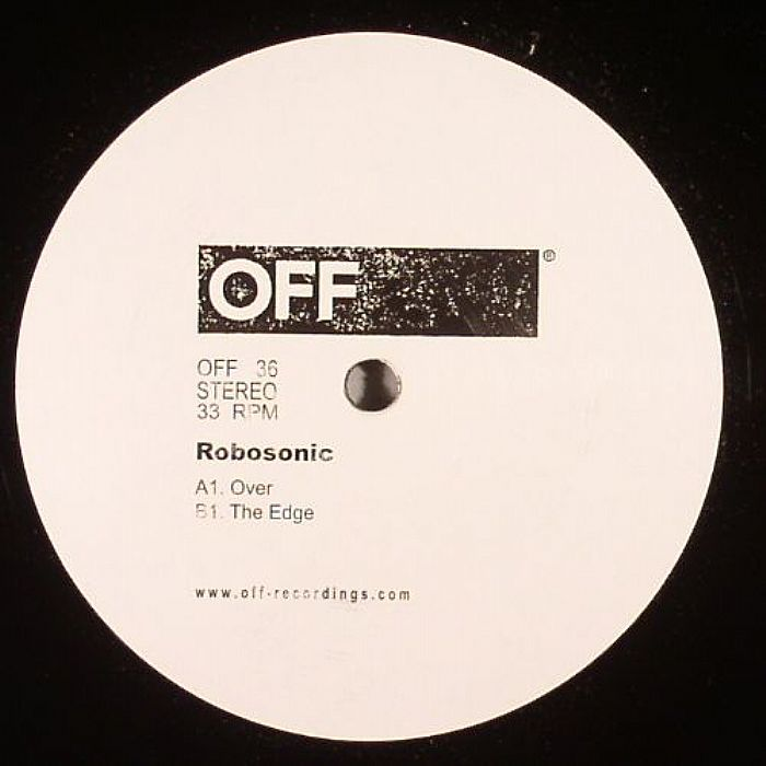 ROBOSONIC - Over The Edge EP