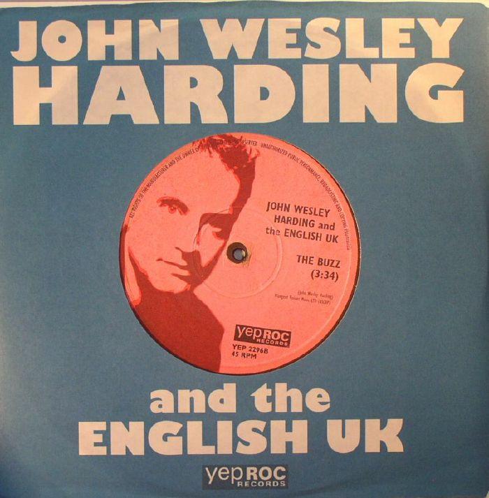 HARDING, John Wesley & THE ENGLISH UK - Making Love To Bob Dylan