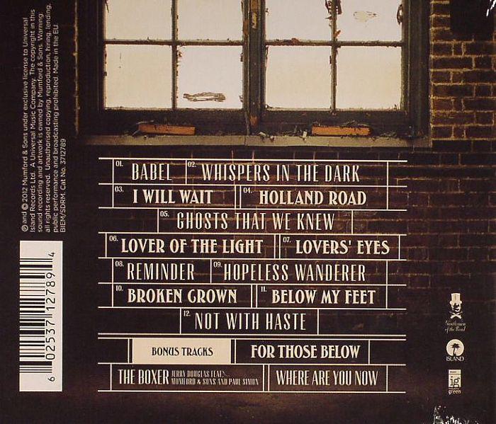 Babel Mumford Sons: MUMFORD & SONS Babel Vinyl At Juno Records