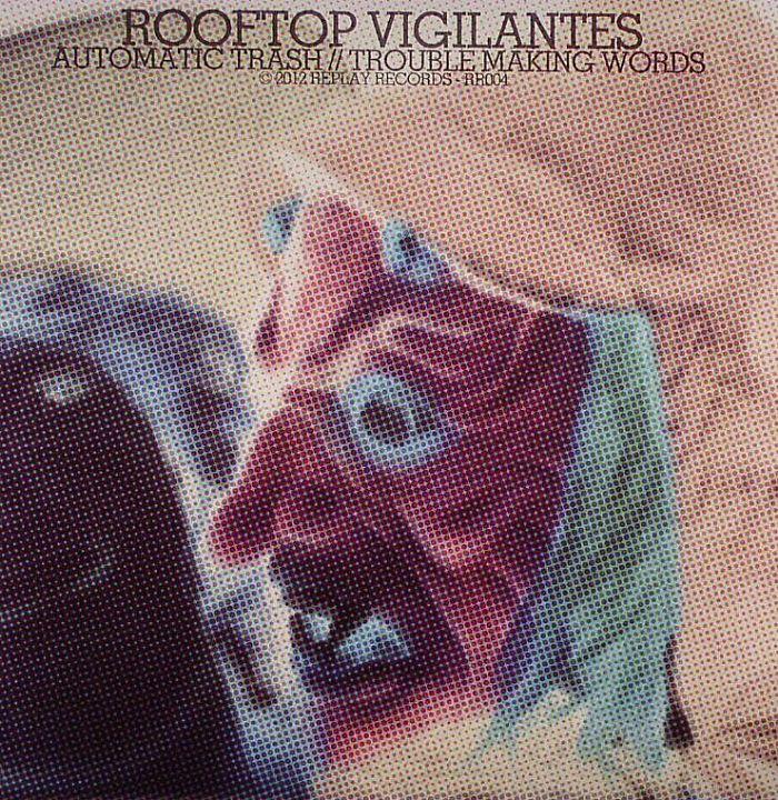 ROOFTOP VIGILANTES/MANNEQUIN MEN - Automatic Trash