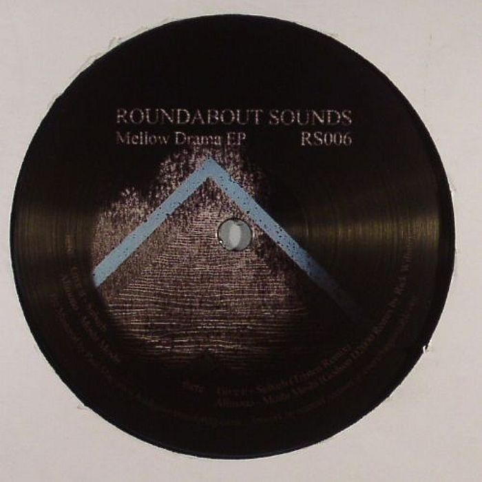 Suburb Moshi Moshi Mellow Drama Ep Vinyl At Juno Records