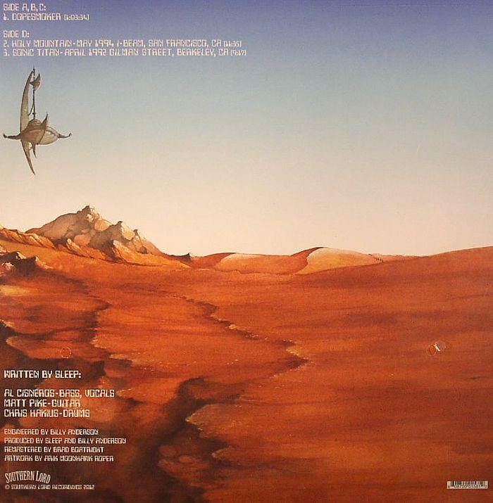 9ed352069 SLEEP Dopesmoker vinyl at Juno Records.