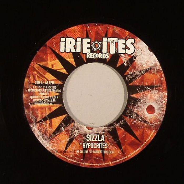 SIZZLA/DEADLY HUNTA - Hypocrites (Keith & Tex - Stop That Train Riddim)