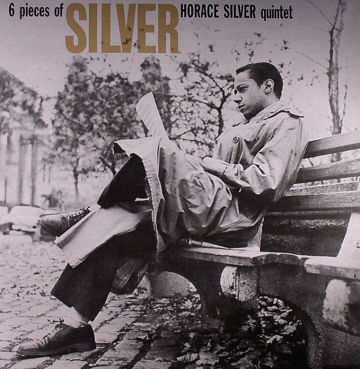 Horace Silver Silver n Percussion