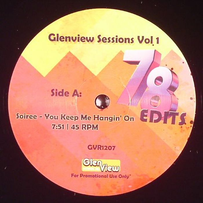 78 EDITS - Glenview Sessions Vol 1