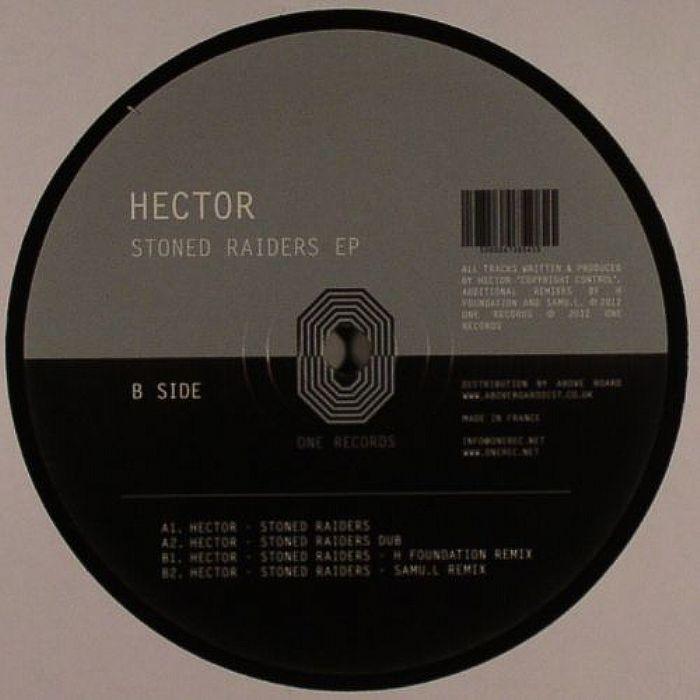 HECTOR - Stoned Raiders EP