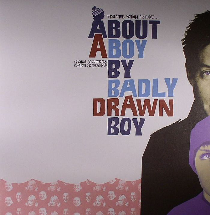 BADLY DRAWN BOY - About A Boy (Soundtrack)