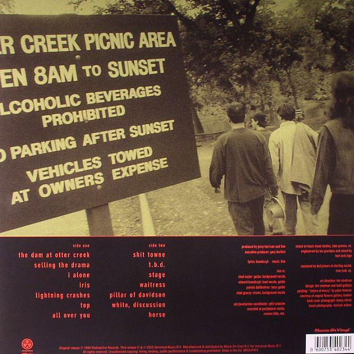 Live Throwing Copper Vinyl At Juno Records