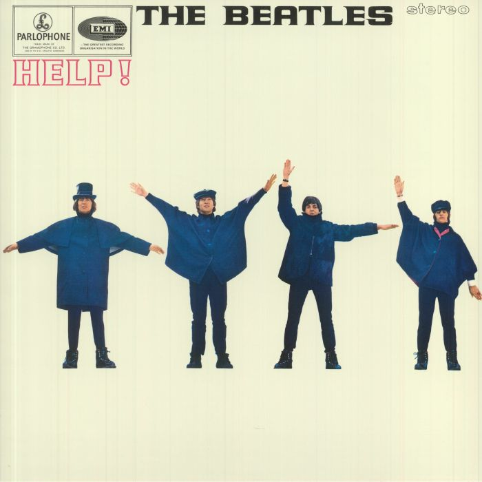 BEATLES, The - Help! (remastered)