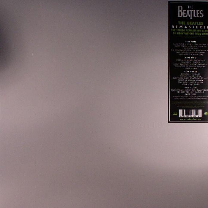The BEATLES The Beatles aka The White Album (remastered ...