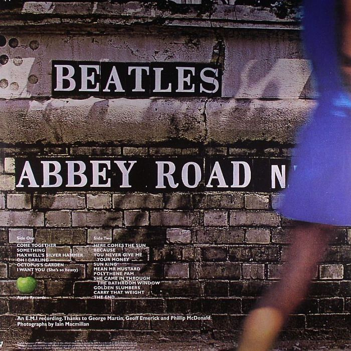 The Beatles Abbey Road Remastered Vinyl At Juno Records