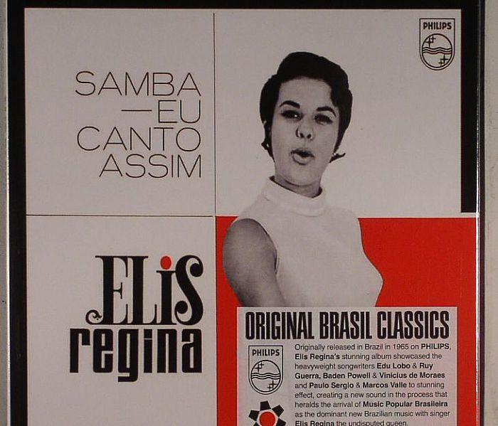 REGINA, Elis - Samba Eu Canto Assim!