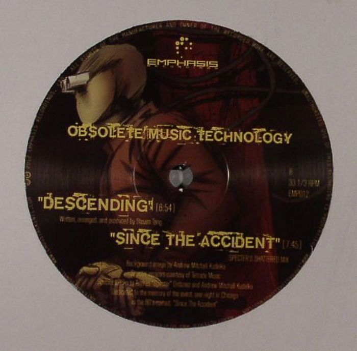 OBSOLETE MUSIC TECHNOLOGY - Since The Accident