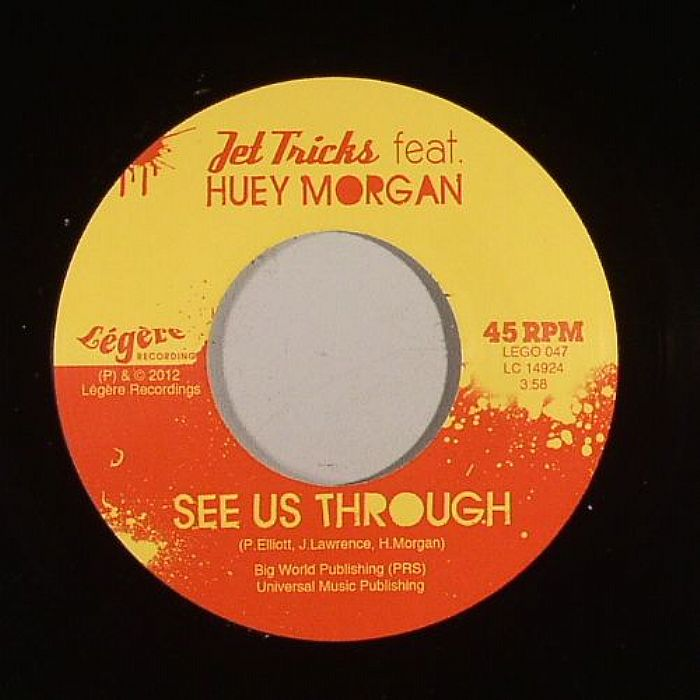 Jettricks Stephanie Vinyl At Juno Records