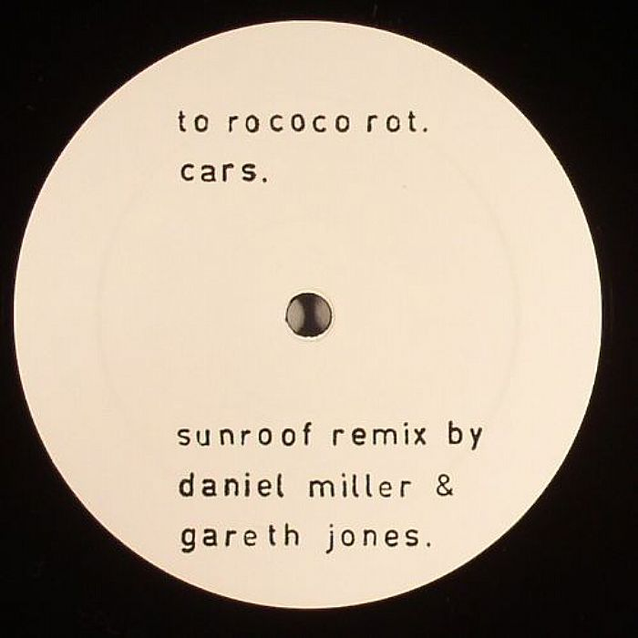 TO ROCOCO ROT - He Loves Me (Four Tet remix)