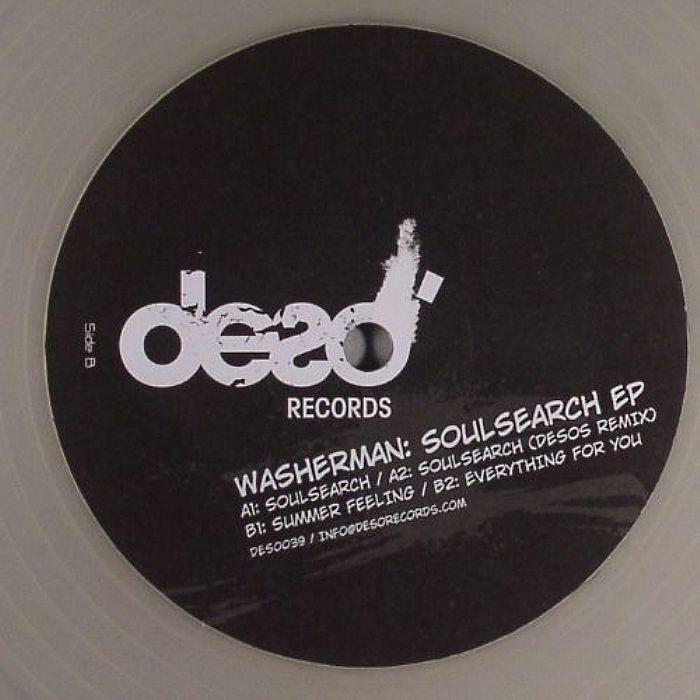 WASHERMAN - Soulsearch EP