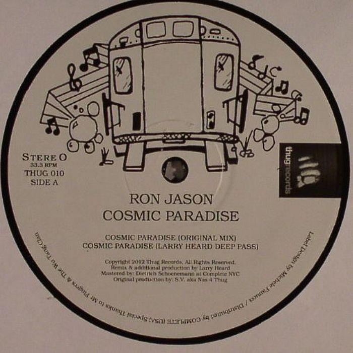 JASON, Ron - Cosmic Paradise
