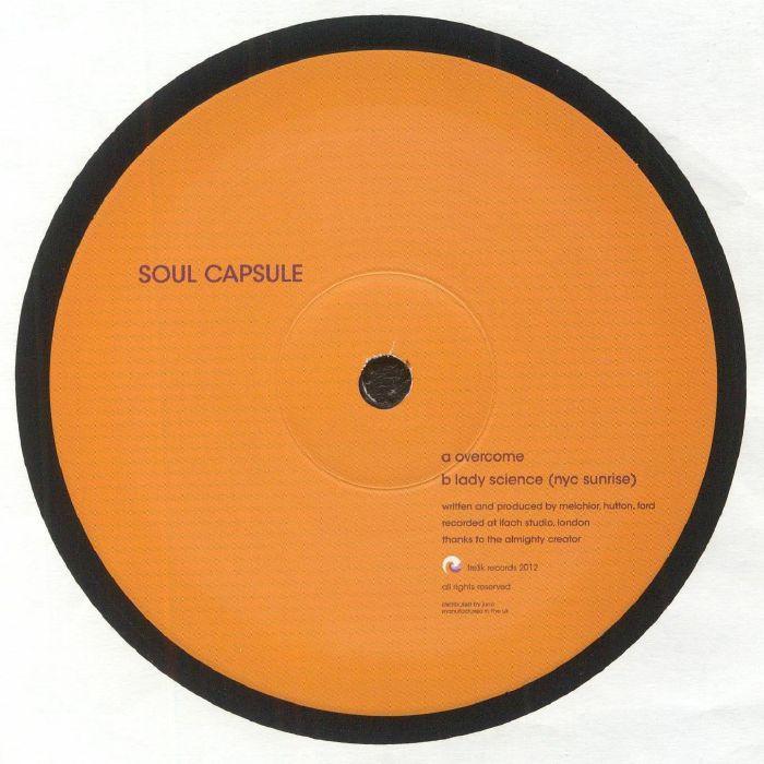 SOUL CAPSULE - Overcome/Lady Science (NYC Sunrise)